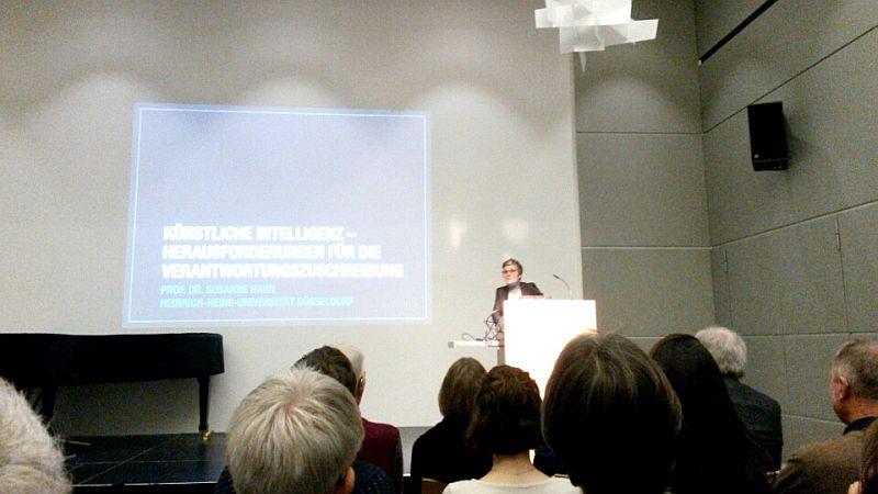 Vortrag Prof. Dr. Susanne Hahn